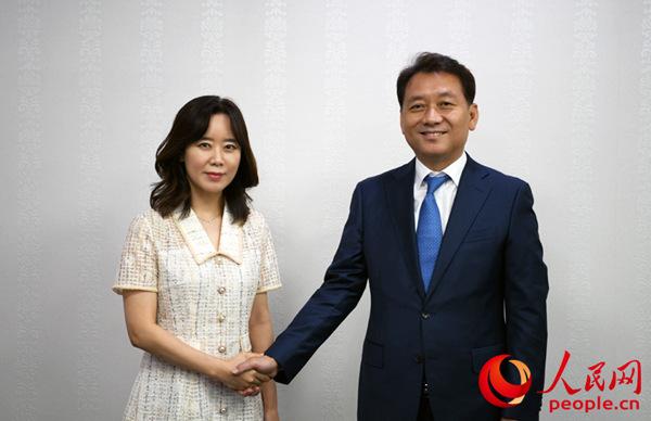 专访韩国国会议员李光宰