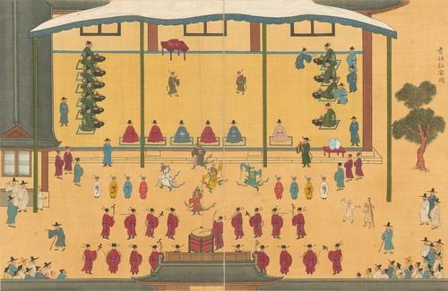 韩国最大规模国宝展将亮相国立中央博物馆