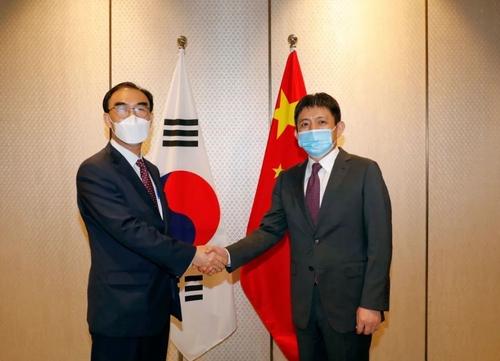 韩中经贸联委会第24次会议在青岛举行